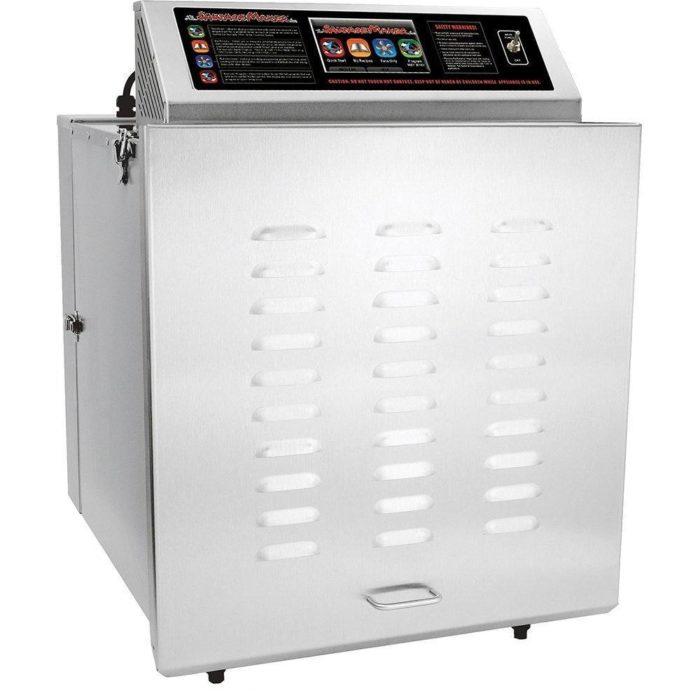 TSM Digital Stainless Steel Food Dehydrator
