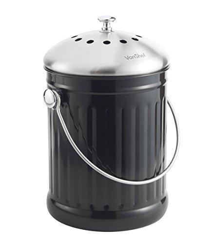Vonshef Countertop Compost Bin