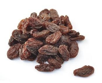 Dehydrated Grapes (Raisins)