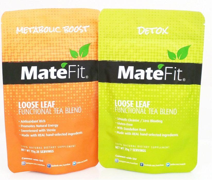 MateFit Weight Loss Detox Tea