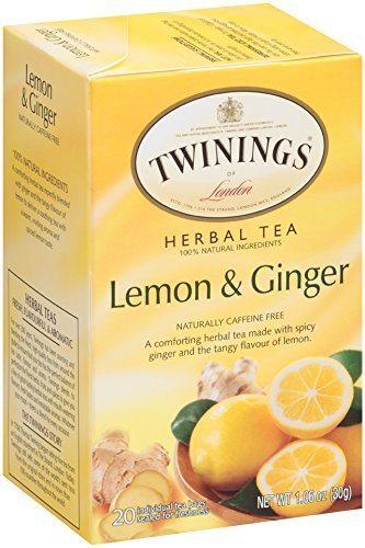 Twinings Herbal Tea - Best Detox Teas