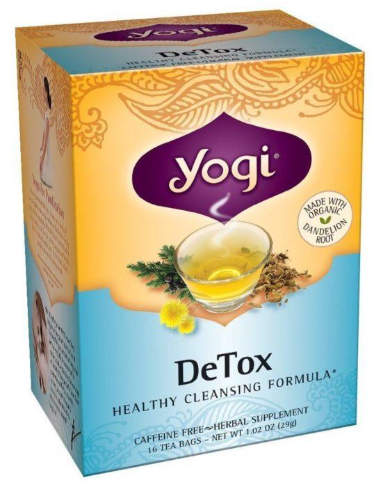 Yogi Detox Tea - Best Detox Teas