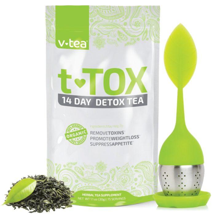 v tea Teatox 14 Day Detox