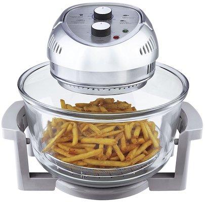 BIG BOSS 1300-Watt Oil-Less Fryer