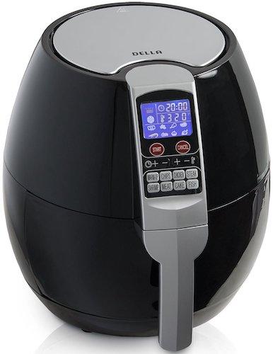 DELLA 1500W Multifunction Electric Air Fryer LED Display