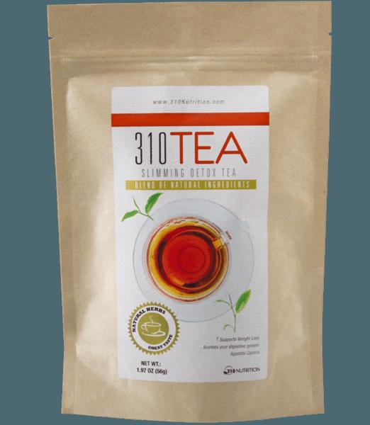310 tea slimming detox tea