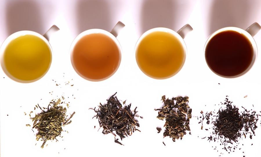 types of detox teas