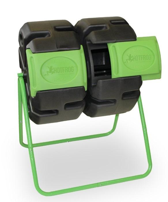 hotfrog compost tumbler