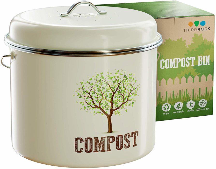 third rock compost bin